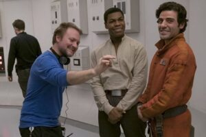 'Coming Soon: Rian Johnson's Star Wars Trilogy is Still in Development'
