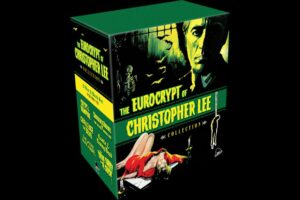 'Coming Soon: Severin's Eurocrypt of Christopher Lee Box Set Announced'