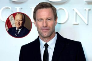 'Coming Soon: Showtime's The First Lady Adds Aaron Eckhart as Gerald Ford'
