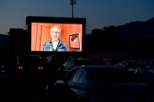 'Coming Soon: Steven Spielberg Explains Why Movie Theaters Need to Survive'