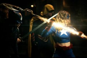'Coming Soon: The CW's Stargirl Season 2 Teases Summer 2021 Return'