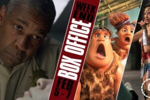 'Coming Soon: The Little Things Stays Atop Box Office for Quiet Super Bowl Weekend'