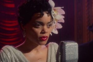 'Coming Soon: The United States vs. Billie Holiday Clip: Andra Day Performs Strange Fruit'