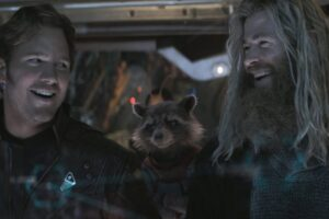'Coming Soon: Thor: Love and Thunder Set Photos Reveal First Look at Thor & Star-Lord'