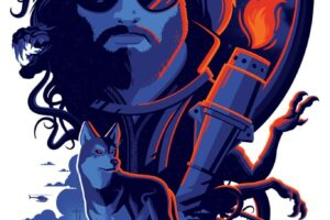 'Coming Soon: Vice Press & Bottleneck Gallery Team for Lenticular The Thing Posters!'