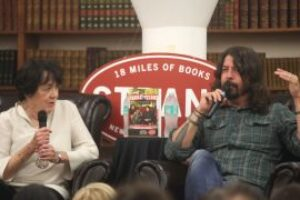 Dave Grohl and Dave Grohl's mum to host new TV music show