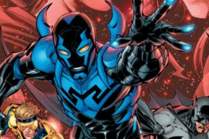 DC's Blue Beetle Movie Just Took A Major Step Forward