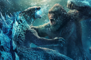 Epic New 'Godzilla vs. Kong' Poster Highlights an Underwater Battle We Can't Wait to See