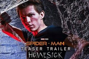'FRESH Movie Trailers: SPIDER-MAN: NO WAY HOME Teaser Annoucement (2021) Tom Holland, Title Reveal'