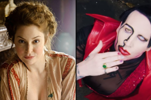 "Game of Thrones Actress Esmé Bianco Calls MARILYN MANSON ""Monster Who Almost Destroyed Me"""