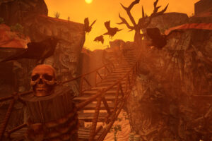 'GRAVEN' Time-Limited Demo Re-launched on Steam