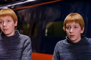 How Harry Potter's Weasley Twin Actors Found Who Was Playing Who