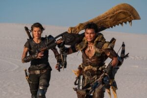 Interview: Props Master Kerry Van Lillienfeld on Creating the Weapons and More for MONSTER HUNTER – Daily Dead