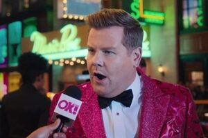 James Corden Just Got Nominated For Netflix's The Prom, And That's A Hollywood Problem