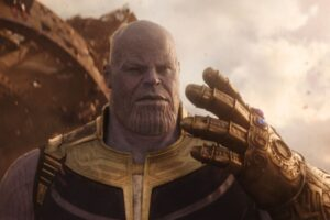 James Gunn Has An A+ Response To Viral Video Of Little Kid Kicking Thanos While He's Down