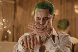 Jared Leto's Joker Is Even More Terrifying Than We Thought In New Look At Zack Snyder's Justice League