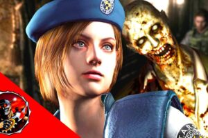 JoBlo: RESIDENT EVIL Horror Video Game History – Playing With Fear