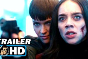 JoBlo: SAS: RED NOTICE Trailer (2021) Ruby Rose, Andy Serkis Action Movie HD