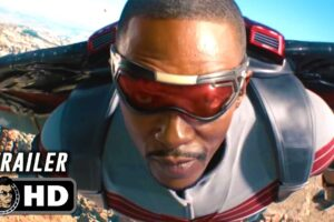 JoBlo: THE FALCON AND THE WINTER SOLDIER Official Trailer (HD) Anthony Mackie