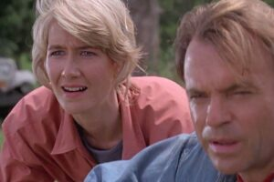 Jurassic World: Dominion's Sam Neill Teases Upcoming Story With Laura Dern