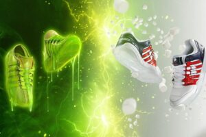 K-Swiss Slimer and Stay Puft Shoes Were Spectacularly Great and Weird