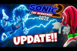 'KinoCheck : SONIC: The Hedgehog 2 Title Reveal Teaser & Tails and Knuckles In The Sequel? (2022)'