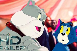 'KinoCheck : TOM & JERRY vs Spike Fight Clip & Trailer (2021)'