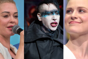 Marilyn Manson's Ex, Rose McGowan, Releases Statement of Solidarity With Evan Rachel Wood | MetalSucks