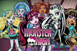 Mattel's 'Monster High' Toy Line Being Turned into a Live-Action TV Movie and Animated Series