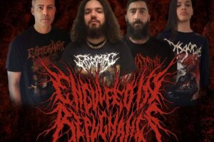 "Metal Underground – Engulfed In Repugnance Premiere Debut Single ""Maggot Infested Pulsating Wounds"""