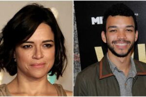 Michelle Rodriguez and Justice Smith Join the Cast of the 'Dungeons & Dragons' Movie