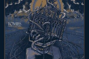 """'Season Of Mists : TOMBS – """"Secrets of the Black Sun"""" (Official Visualizer)'"""
