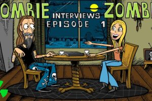 Sheri Moon Zombie Interviews Rob Zombie in Fun Animated Promo Video for 'The Lunar Injection'