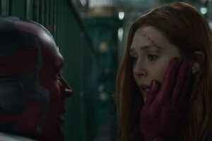 'Slash Film: 'Avengers: Infinity War' Asked the Ultimate Question: What if Vision is Actually a Wimp?'