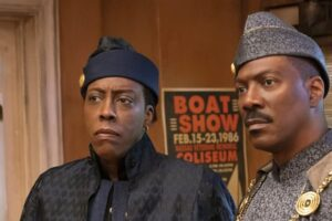 'Slash Film: 'Coming 2 America' Trailer: Eddie Murphy is Back as King Akeem'
