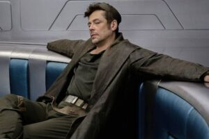 'Slash Film: DJ From 'Star Wars: The Last Jedi' is the Least Star Wars-y Character to Ever Appear in a 'Star Wars' Film'