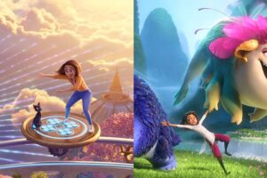 'Slash Film: First Look: Skydance Animation's 'Luck' and 'Spellbound' Head to Apple in Film and TV Overall Deal'