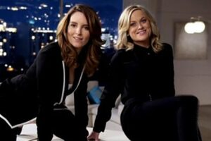 'Slash Film: How Tina Fey and Amy Poehler Will Host the 2021 Golden Globes From Separate Coasts'