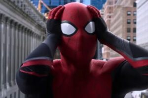 'Slash Film: 'Spider-Man 3' Has Officially Been Titled 'Spider-Man: No Way Home''