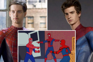 'Slash Film: 'Spider-Man 3' Won't Bring Back Tobey Maguire and Andrew Garfield, According to Tom Holland (Who May Not Be Telling the Truth)'