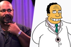 'Slash Film: 'The Simpsons' Casts Kevin Michael Richardson to Take Over Voicing Dr. Julius Hibbert'