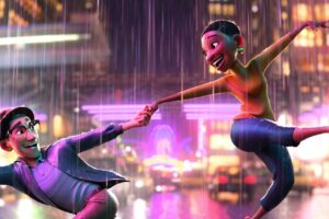 'Slash Film: 'Us Again' First Look: Disney's First Theatrical Animated Short in Five Years is an Ode to Dance'