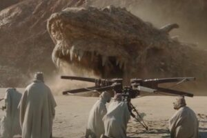 'Slash Film: Watch: 'The Mandalorian' Krayt Dragon Sequence Gets Commentary by Jon Favreau'