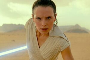 Star Wars' Daisy Ridley Shares Sweet Personal Connection With Rey