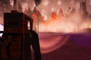 Step Into PSX-Styled Cosmic Horror With 'The Black Iris'