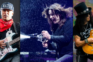 That Time OZZY OSBOURNE Almost Killed TOM MORELLO & SLASH With Pyrotechnics
