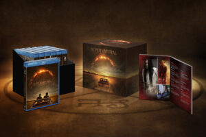 The Complete 'Supernatural' Series Comes With All 327 Episodes – iHorror