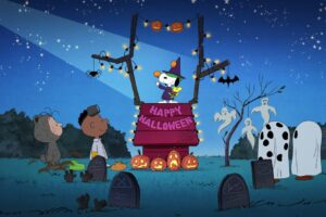 """The Snoopy Show"": The Peanuts Gang Has an All-New Halloween Adventure on Apple TV+!"