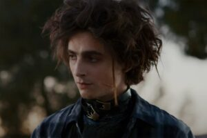 Timothee Chalamet Plays Edward Scissorhands' Son For Super Bowl Ad, And The Wait For The Reboot Begins