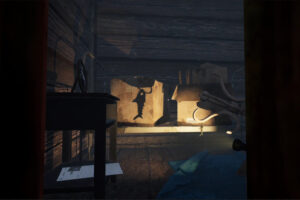 Upcoming Horror Title 'Etched Memories' Has You Playing as a Cat